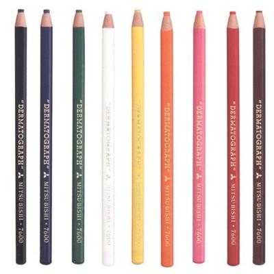 Conjunto de Lápis Dermatográfico Mitsubishi 09 Cores