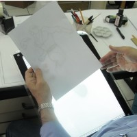 mesa de luz criativo led profissional