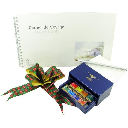 Kit de Aquarela 01 Para Presente