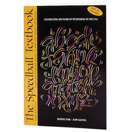 Livro de Caligrafia The Speedball Textbook
