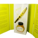 Novidade! Edição Especial Caneta Tinteiro Pelikan Duo 205 Shiny Yellow