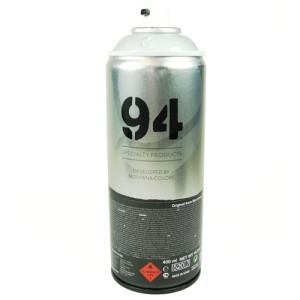 Tinta Spray Brilha no Escuro MTN 94 Poltergaist