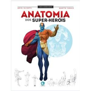 anatomia dos super herois