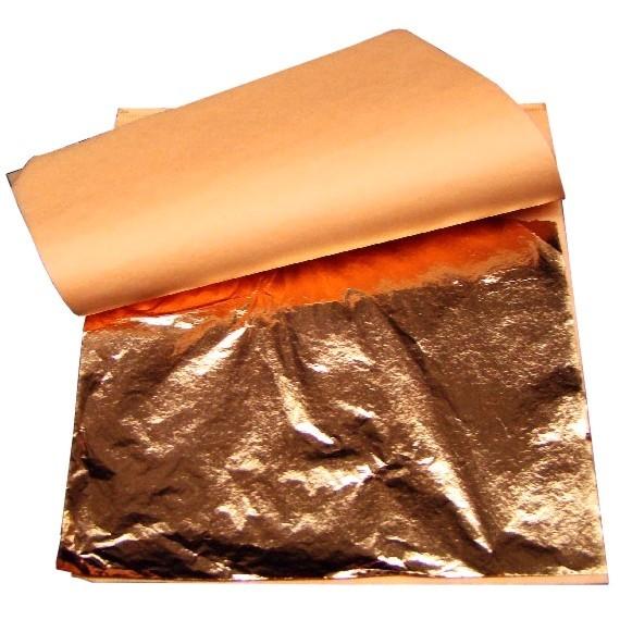 folha de cobre