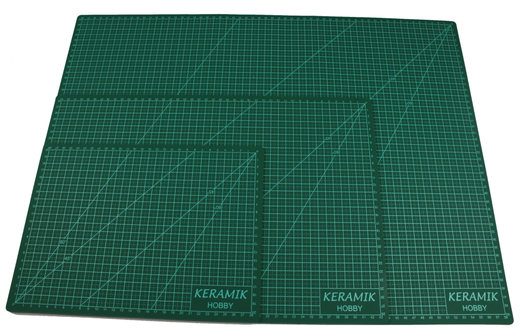 base de corte para patchwork keramik