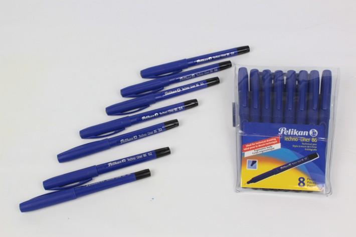 caneta nanquim pelikan descartavel comprar preço