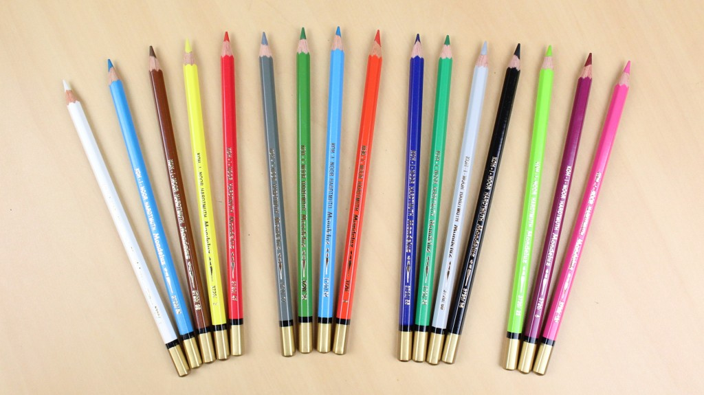 lápis aquarelavel koh i noor modeluz